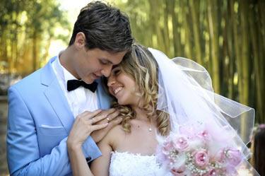 Des photographies de mariage professionnelles