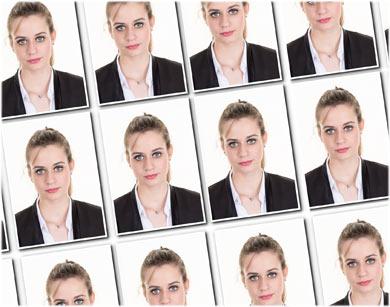 Vos photos d'identité aux normes officielles