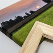 Faites imprimer vos photographies sur toile